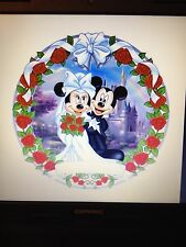 MICKEY & MINNIE matrimonio punto croce Kit