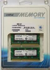 Ram memory upgrades 8GB kit (4GBx2) DDR3 PC3-8500 1067Mhz for your Apple iMac's
