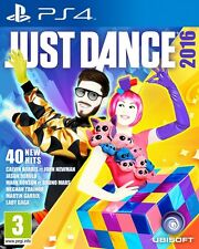 Just Dance 2016 PS4 BRAND NEW SEALED UK OFFICIAL