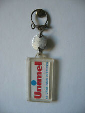 PORTE CLE ANCIEN :  UNIMEL PAIN D'ÉPICES  / VINTAGE FRENCH KEYCHAINS PC5