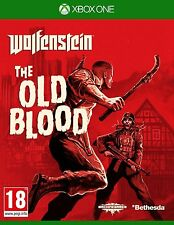 Wolfenstein - The Old Blood For XBOX One (New & Sealed)