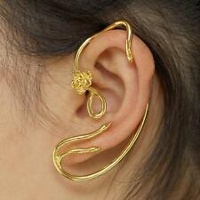 Beauty and the Beast Belle Cosplay Emma Earrings Ear Clamp Clip Jewellry