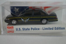 Busch Modellauto 1:87 H0 Ford Crown Victoria Ohio Nr. 49070