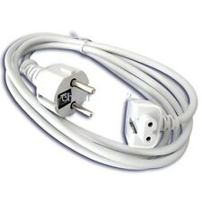 Extension Power Cable Cord for Apple Ipad MacBook MagSafe EU Adapter Wall Plug