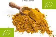 1kg BIO Curcuma Polvere, curcuma Radice, 100% puro, migliore Qualità