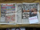Princess Diana Newspapers - Aug 31 1997 Early Editions x2 Plus 3from days before