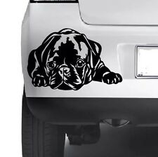 CUTE PUG DOG MOPS Vinyl Decal Sticker Car Wall Bumper Laptop Window Macbook