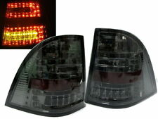 W163 1998-2005 LED Tail Rear Light Smoke w/LED Amber for Mercedes-Benz
