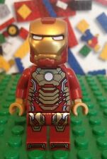 LEGO Marvel Super Heroes IRON MAN Mark 42 Minifigure 76006