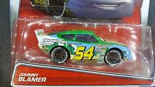 DISNEY PIXAR CARS JOHNNY BLAMER FAUX WHEEL DRIVE PISTON CUP 2017 SAVE 5% WORLD