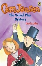 Cam Jansen & the School Play Mystery (Cam Jansen Puffin Chapters)