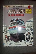 BD jess long n°14 la cible bicephale EO 1989 TBE piroton