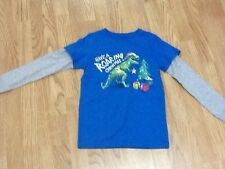 Boys Next Size 9 Years - Dinosaur Top - Have A Roaring Christmas - BNWT