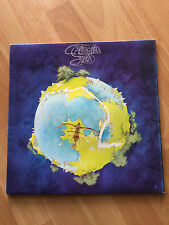 Yes - Fragile A1/B1 With Booklet Atlantic 2401019 K 50009 UK