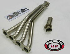 Maximizer Long tube Exhaust Header for 1995-2005 Dodge Neon DOHC 2.0L 4-1 2pcs