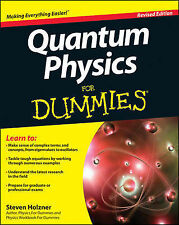 Quantum Physics For Dummies by Steven Holzner 9781118460825 (Paperback, 2013)