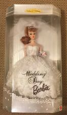 NIB BARBIE DOLL 1996 WEDDING DAY 1961 REPRODUCTION RED HEAD BRIDE