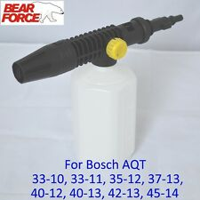 Foam Lance/ Foam Nozzle/ Foam Generator for Bosch AQT High Pressure Washer