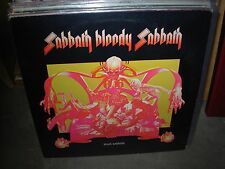 BLACK SABBATH bloody ( rock ) reissue