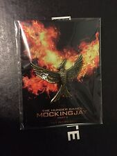The Hunger Games Mockingjay Part 2 Pin November Loot Crate LootCrate