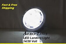 LED Landing Light for Aircraft 14/28 Volt  PAR36 *1yr warranty*