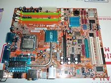ABITAB9 Pro LGA 775 Intel P965 Express ATX Intel Motherboard & Intel CPU tested