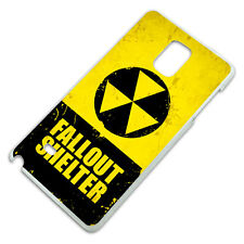 Fallout Shelter Slim Fit Hard Case Fits Samsung Galaxy Note 4