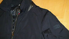 New Paul & Shark Casual Jacket Navy Blue Size Large Water repell Superb quality!
