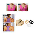 5Pcs Sexy Bra Fixer Fasteners Holder Invisible Hide Strap Cleavage Control Clip
