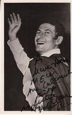 """Marcel marceau-pantomima-original firmado"""" 1967"""""""