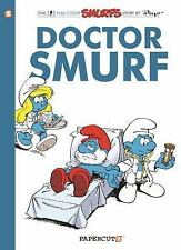 Smurfs #20: Doctor Smurf (The Smurfs Graphic Novels)-ExLibrary