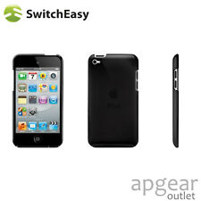 GENUINE SWITCH EASY SW-NUT4-UB BLACK NUDE THIN CASE COVER iPod Touch 4G