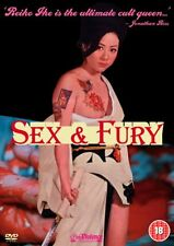 Sex And Fury - DVD NEW & SEALED - Reiko Ike
