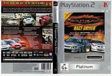 V8 Supercars Australia: Race Driver - Playstation 2.