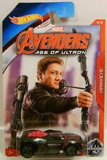 GROWLER HAWKEYE MARVEL AVENGERS AGE OF ULTRON 3/8 HOT WHEELS DIECAST