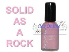 SALLY HANSEN HARD AS NAILS VARNISH / POLISH - SOLID AS A ROCK - PINK