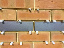 Brick-Slips Spacers. 240 no. Brick-slips, Stone-slips, Reusable. Best by Far