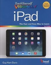 Teach Yourself VISUALLY iPad, , Hart-Davis, Guy, New, 2013-12-31,
