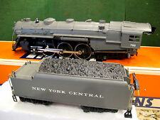 LIONEL #6-18002  785 HUDSON 4-6-4 STEAM LOCOMOTIVE & TENDER