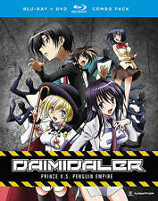 Daimidaler: Prince V.S. Penguin Empire: The Complete Series (Blu-ray/DVD, 2015)