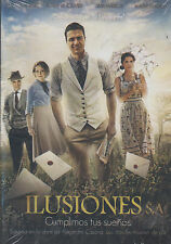 DVD - Ilusiones S.A NEW Jaime Camil Adriana Louvier FAST SHIPPING !
