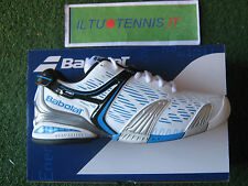 NEW - Scarpe BABOLAT mod. PROPULSE 4 ALL COURT BIANCO  mis.44 - Sped.inclusa