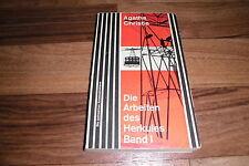 Agatha Christie -- die ARBEITEN des HERKULES POIROT  # I  // Scherz-Krimi 1961