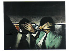 Kunstpostkarte - Richard Hamilton:  Swinging London 67II