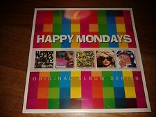 Happy Mondays - Original Album Series (2013) New Sealed