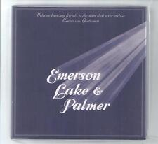 EMERSON LAKE & PALMER empty DU Welcome Back PROMO box for JAPAN mini lp cd ELP