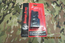 SAVAGE MATTE BLUE 4RD MAGAZINE FOR MODELS 10FC/11FC/12 BOLT RIFLES, 243, 308 ETC