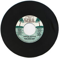 "BOB AND EARL  ""HARLEM SHUFFLE""   CLUB CLASSIC / NORTHERN SOUL   LISTEN!"
