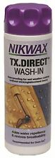 New NIKWAX 300ml TX Direct Wash-In The No.1 waterproofing wet weather clothing