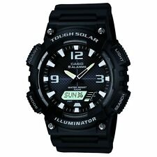 Da Uomo Casio Tough Solar Watch aq-s810w -1 AVEF